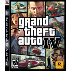 Grand Theft Auto IV [PS3, английская версия]