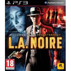 L:A:Noire [PS3, русская документация]