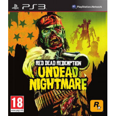 Red Dead Redemption: Undead Nightmare [PS3, английская версия]