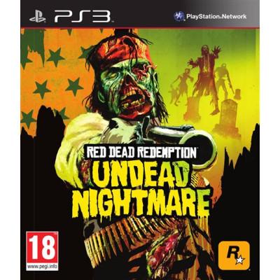 Red Dead Redemption: Undead Nightmare [PS3, английская версия]
