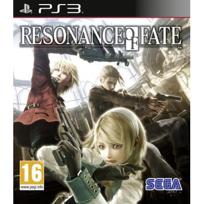 Resonance of Fate [PS3, английская версия]