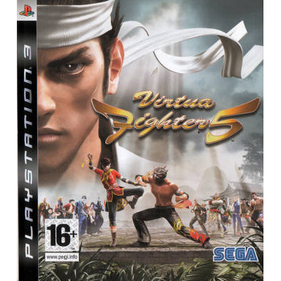 Virtua Fighter 5 [PS3, английская версия]