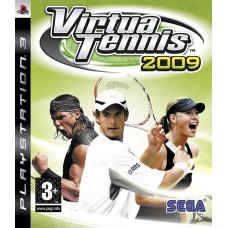 Virtua Tennis 2009 [PS3, английская версия]
