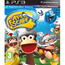 Ape Escape (только для PS Move) [PS3, русская версия]