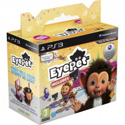 EyePet (игра + камера) [PS3, русская версия]