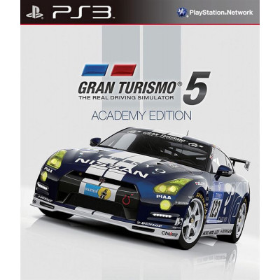 Gran Turismo 5 (Essentials) [PS3, русская версия]