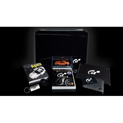 Gran Turismo 5. Signature Edition [PS3, русская версия]