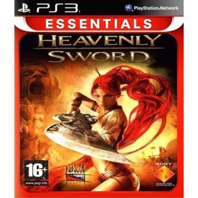 Heavenly Sword (Essentials) [PS3, русская документация]
