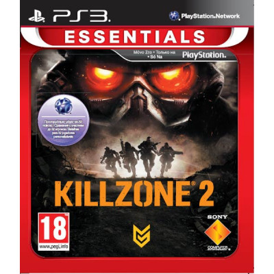 Killzone 2 (Essentials) [PS3, русская версия]