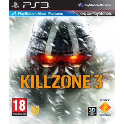Killzone 3 (с поддержкой PS Move, 3D) [PS3, русская версия]