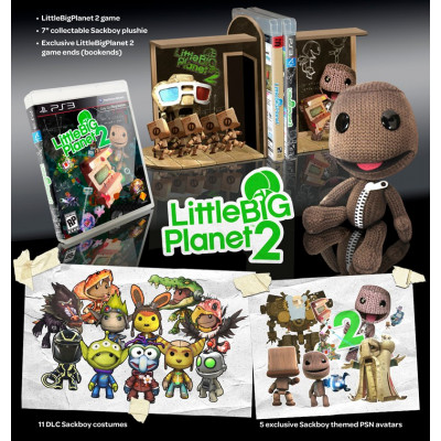 LittleBigPlanet 2. Collector's Edition [PS3, американская версия]