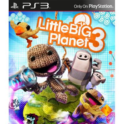 LittleBigPlanet 3 [PS3, русская версия]