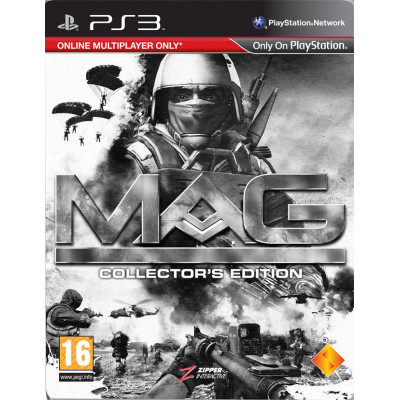MAG. Collector's Edition [PS3, русская версия]