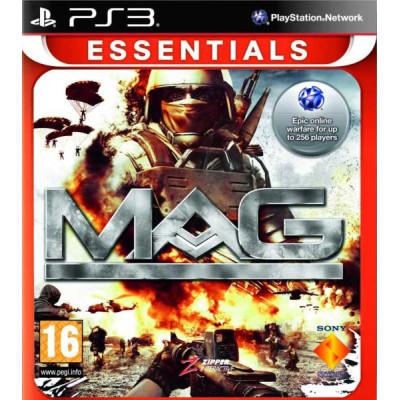 MAG (Essentials) [PS3, русская версия]