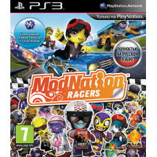 ModNation Racers [PS3, русская версия]