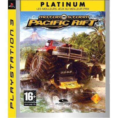 MotorStorm: Pacific Rift (Platinum) [PS3, русская версия]