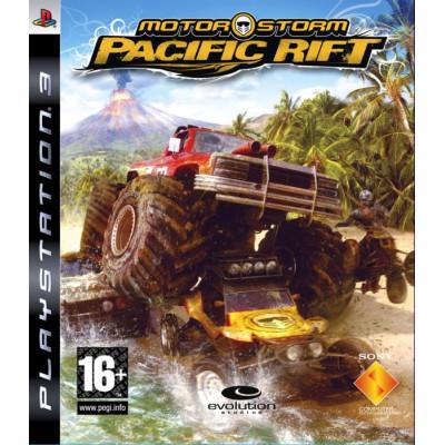 Motorstorm Pacific Rift [PS3, русская версия]