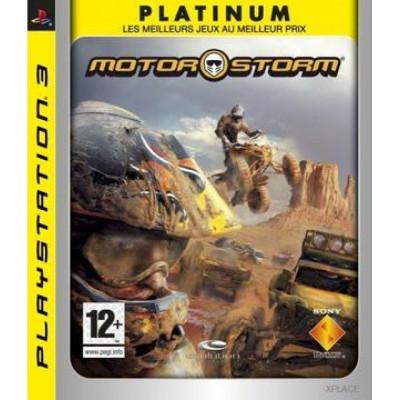 MotorStorm (Platinum) [PS3, русская версия]