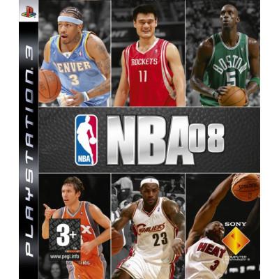 NBA '08 [PS3, русская документация]