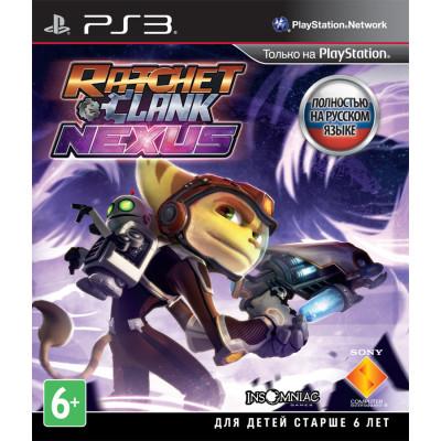 Ratchet & Clank: Nexus [PS3, русская версия]