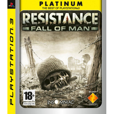 Resistance: Fall of Man (Platinum) [PS3, английская версия]