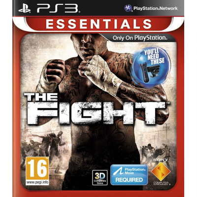Схватка (Essentials) (только для PS Move) [PS3, русская версия]