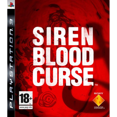Siren Blood Curse [PS3, английская версия]