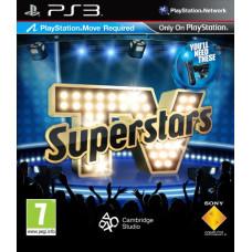 TV Superstars (только для PS Move) [PS3, английская версия]