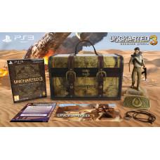 Uncharted 3: Иллюзии Дрейка. Комплект искателя приключений [PS3, русская версия]