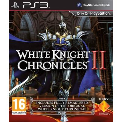 White Knight Chronicles II [PS3, русская документация]