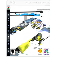 WipeOut HD [PS3, русская версия]