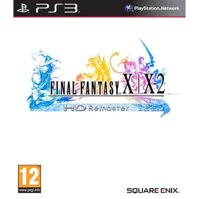 Final Fantasy X/X-2 HD Remaster [PS3, русская документация]