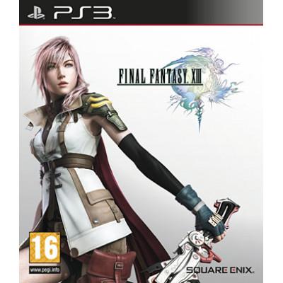 Final Fantasy XIII [PS3, русская документация]
