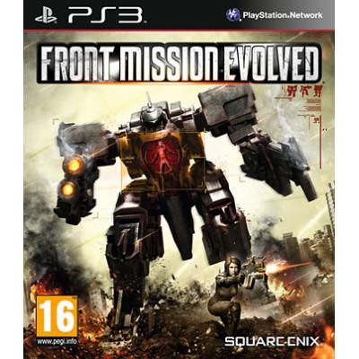 Front Mission Evolved [PS3, английская версия]