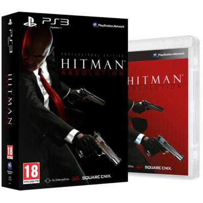 Hitman Absolution. Professional Edition [PS3, русская версия]