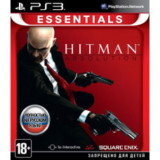 Hitman Absolution (Essentials) [PS3, русская версия]