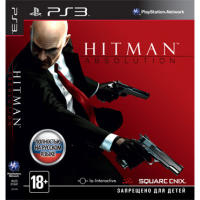 Hitman Absolution [PS3, русская версия]