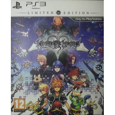 Kingdom Hearts HD 1.5 Remix. Limited Edition [PS3, английская версия]