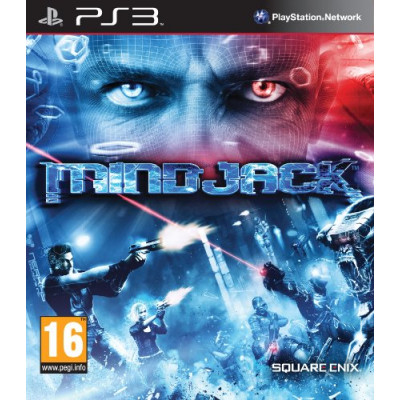 Mindjack [PS3, английская версия]