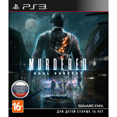 Murdered: Soul Suspect [PS3, русская версия]