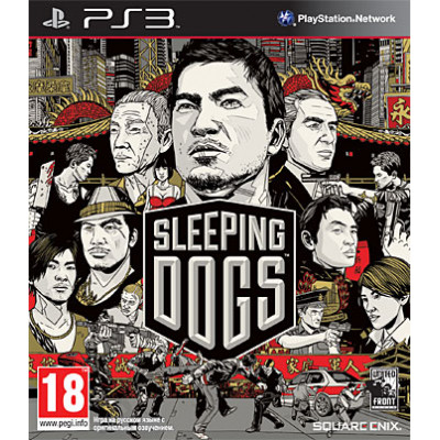 Sleeping Dogs [PS3, русская версия]