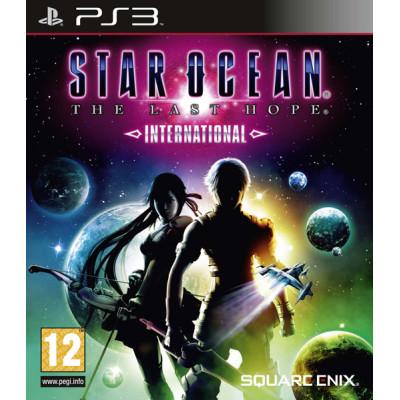 Star Ocean: The Last Hope [PS3, английская версия]