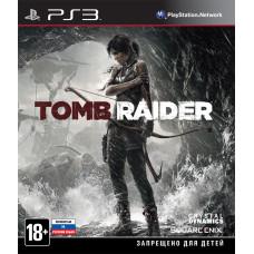 Tomb Raider [PS3, русская версия]