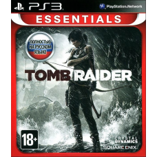 Tomb Raider (Essentials) [PS3, русская версия]