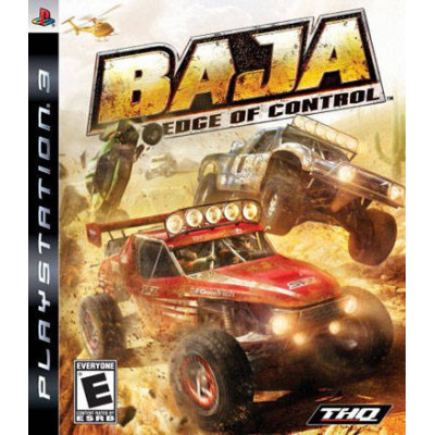 Baja: Edge of Control [PS3, английская версия]