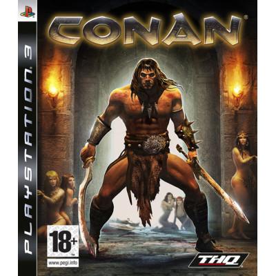 Conan [PS3, русская документация]