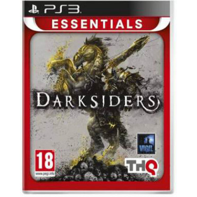 Darksiders (Essentials) [PS3, русская документация]