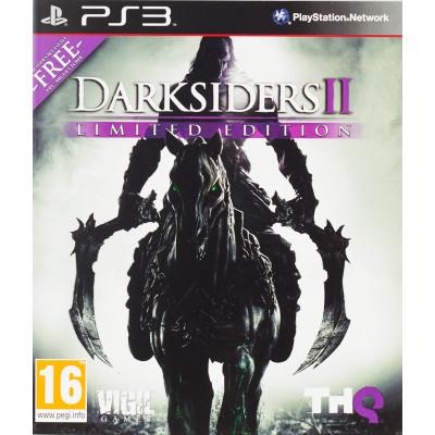 Игра для PlayStation 3 Darksiders II. Limited Edition (европейская версия)