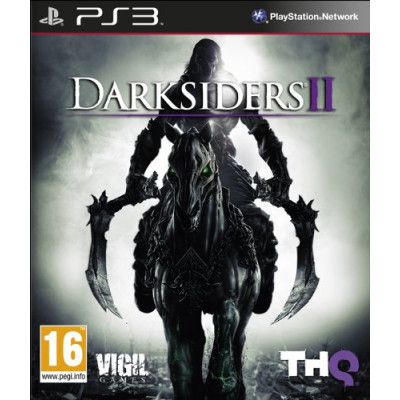 Darksiders II [PS3, русская версия]