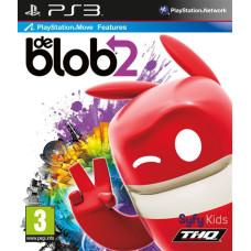 De Blob 2 (c поддержкой PS Move) [PS3, английская версия]